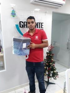 Ganhador Natal M. Carmo 142 RP